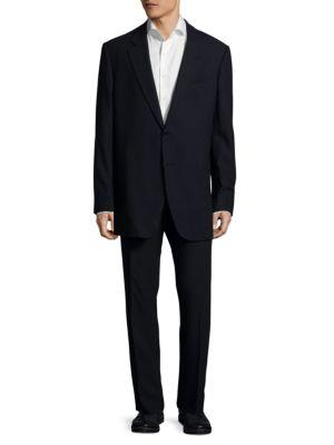 Boglioli  Basic Notch Wool Suit