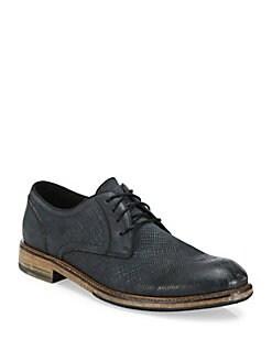 Signature Donald J Pliner Mens Cane06 Wingtip Oxford Shoes  8CDG1J1VK