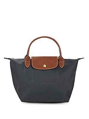 Le Pilage Solid Handbag