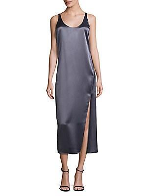 Lyla Midi Slip Dress