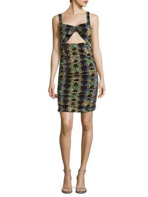 Missoni Dresses Floral-Print Sheath Dress