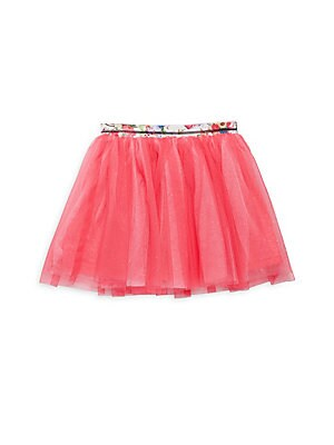 Little Girl's Glittered Tutu Skirt