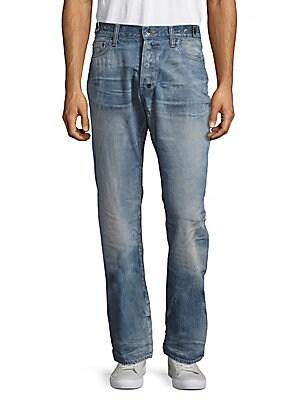 Computerize Light Wash Jeans