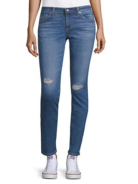 Skinny Rip Jeans