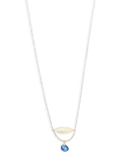 EVA HANUSOVA | Gem Collection Necklace | Goxip