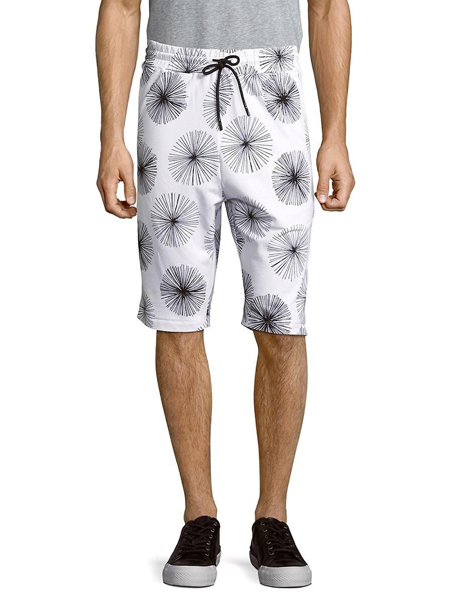 Men's Geometric Shorts