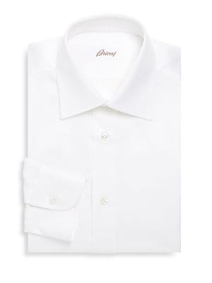 Cotton Regular Fit Dress Shirt
