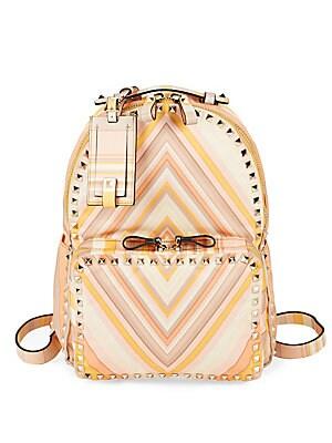 Miscellaneous Diamond Backpack