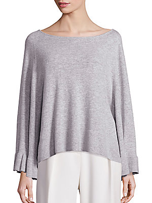 Freja Relaxed Heathered Sweater
