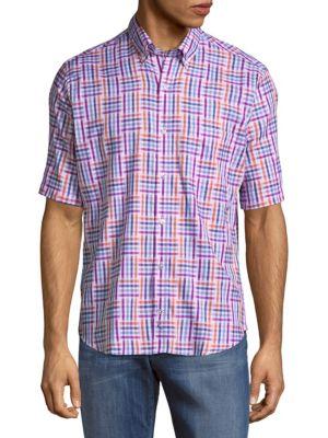Tailorbyrd  Douglas Button-Down Shirt