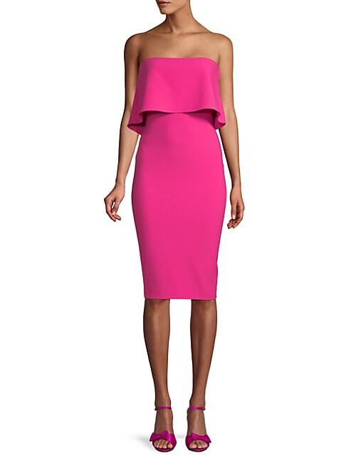 Driggs Knee-Length Dress