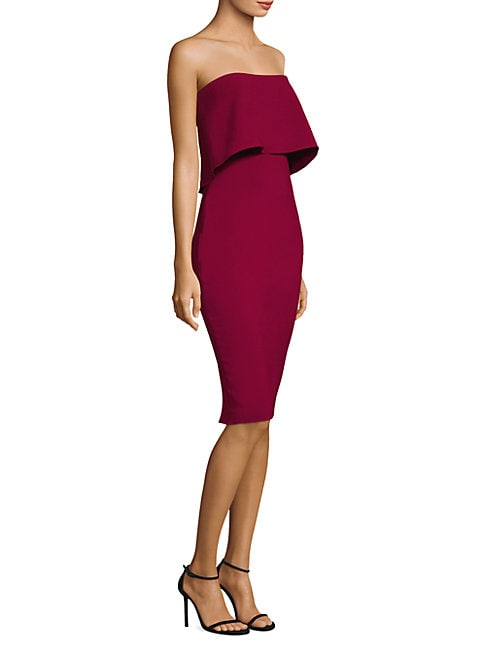 Driggs Strapless Dress