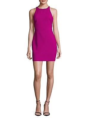 Astoria Solid Racerback Dress