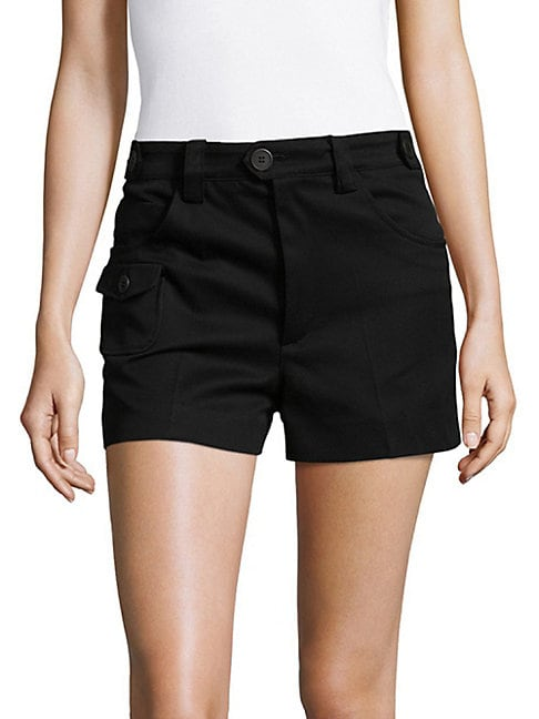 Cotton Plain Shorts