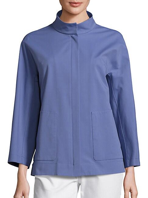 Susanne Patch Pocket Jacket