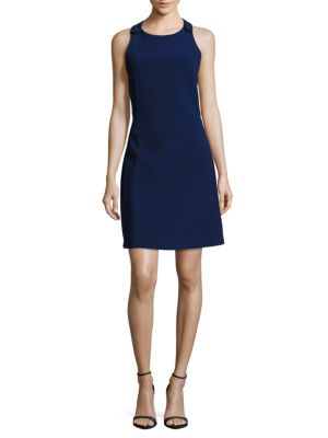 Carven Dresses Solid Bodycon Dress