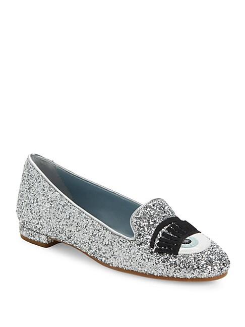 Glitter Slippers
