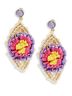 Multicolored Dangle & Drop Earrings