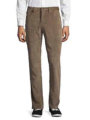 Corduroy Five Pocket Pants