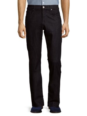 7 For All Mankind  The Straight Clean-Pocket Jeans