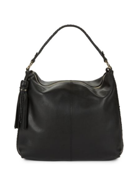 Leather Shoulder Bag by Balenciaga