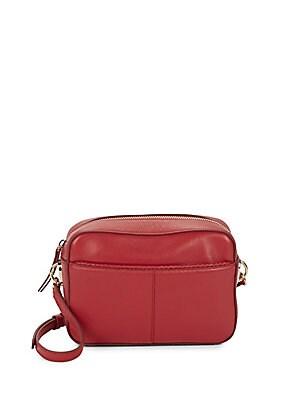 Benson Leather Camera Bag