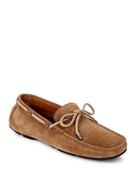 Morotta Suede Boat Shoe