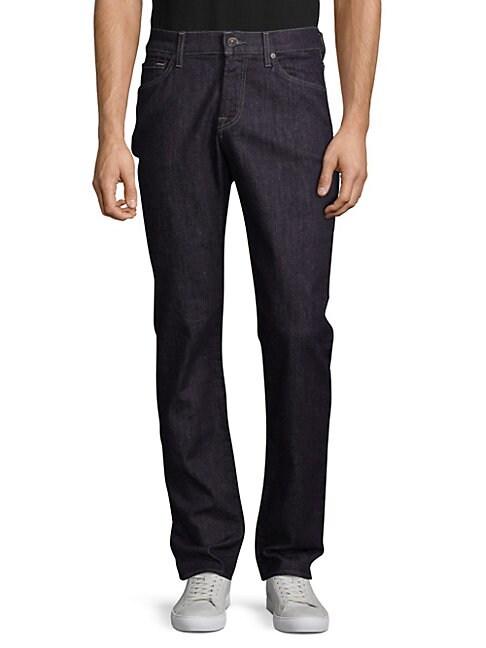 Slimmy Clean-Pocket Jeans