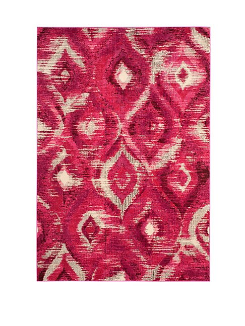 Rectangular Printed Rug