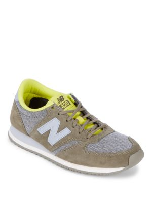New Balance Suedes Pike Low-Top Sneakers