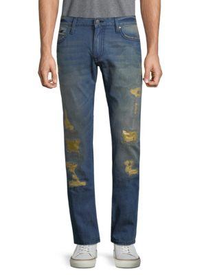Robin's Jean  Long Flap Pocket Jeans