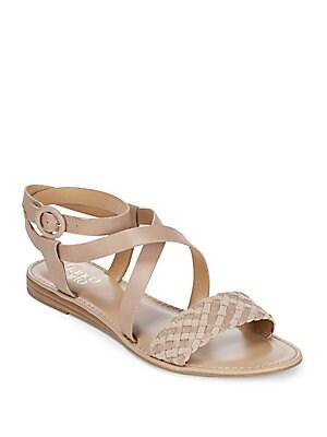 Georgetta Ankle Strap Sandals