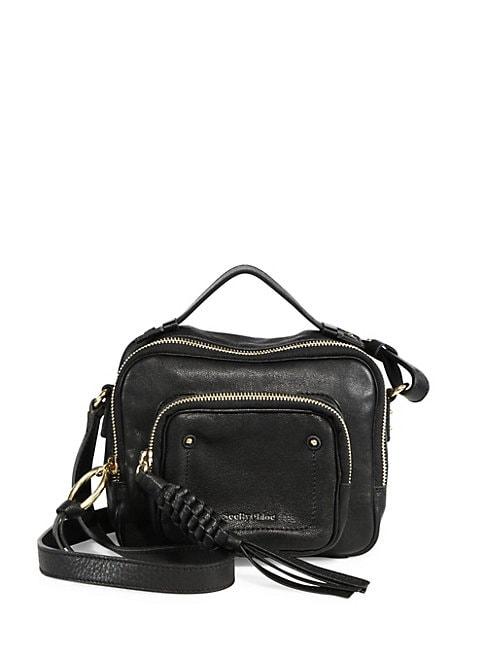 Patti Leather Camera Bag
