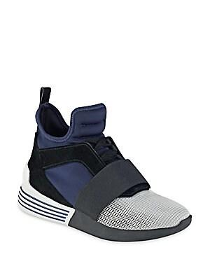 29bbaaa84d7 Kendall + Kylie - Braydin High-Top Sneakers - saksoff5th.com