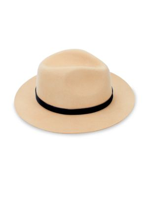 Saks Fifth Avenue  Felt Wool Fedora