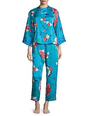 Manila Mandarin Pajama Set