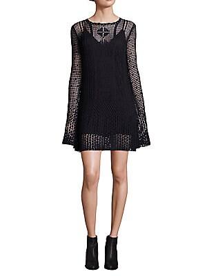 Fine Crochet Dress