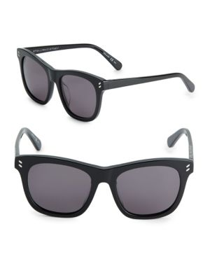 Stella Mccartney  52MM Square Sunglasses