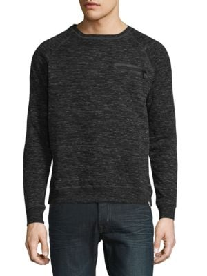 Sovereign Code  Mcmurray Raglan Sleeves Sweatshirt