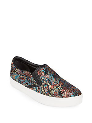 2b32587f6bab6 Sam Edelman - Marvin Paisley Slip-On Sneakers - saksoff5th.com