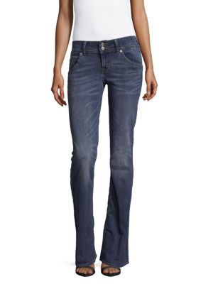 Bootcut Parallel Jeans