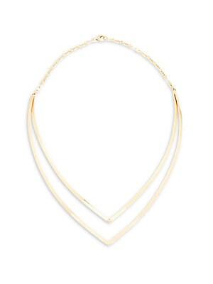 Lana Jewelry  14K YELLOW GOLD NECKLACE