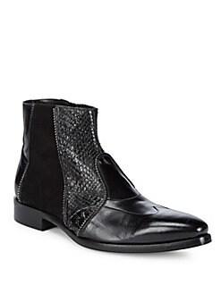 Jo Ghost Classic ankle boots - luisiana HD2mo7i