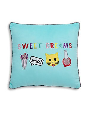 Emoji Sweet Dreams Pillow