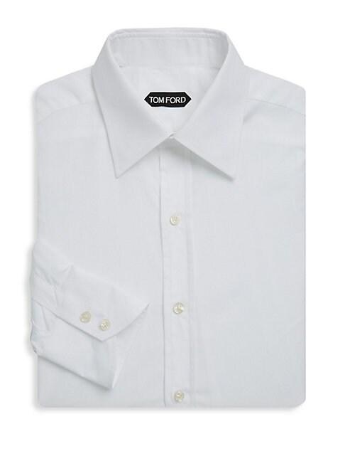 Clean Cotton Dress Shirt