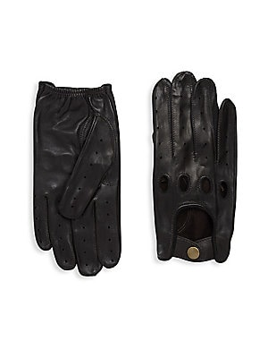Driver Leather Gloves