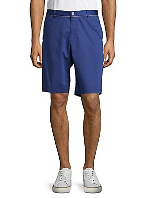 Clyde Buttoned Shorts