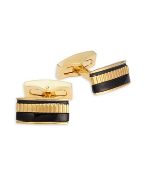 Hickey Freeman  Whale Back Cufflinks