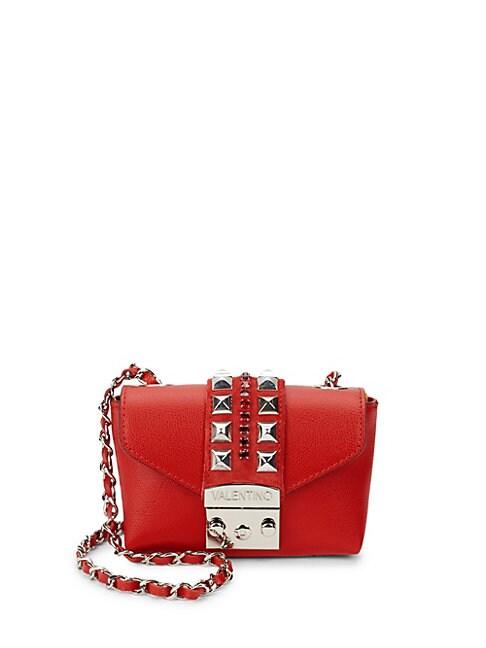 Paulette Leather Shoulder Bag