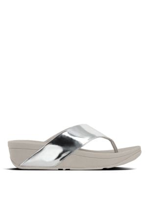 Fitflop  SWOOP TOE THONG SANDALS